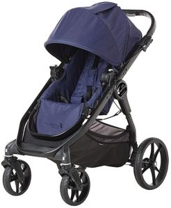 Baby Jogger City Premier Single Stroller - Indigo