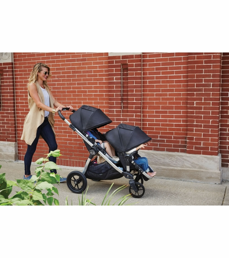 Baby Jogger City Select City Go Travel System Charcoal