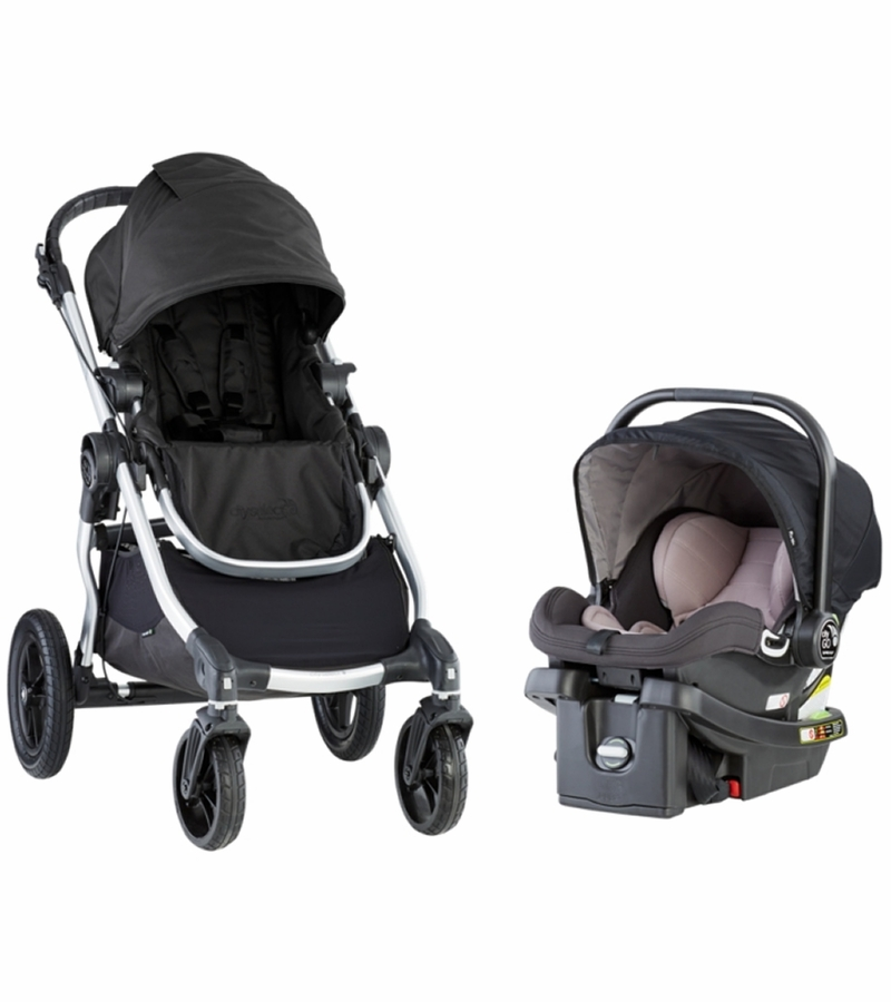 Baby Jogger City Select City Go Travel System Onyx