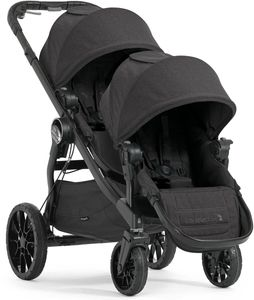 Baby Jogger City Select LUX Double Stroller - Granite