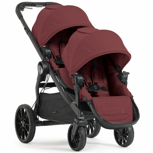 Baby Jogger City Select LUX Double Stroller - Port