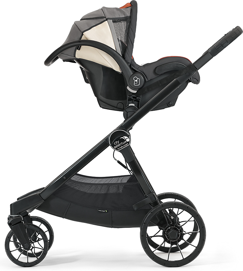 Baby Jogger City Select Lux Premier Adapter Maxi Cosi Cybex Nuna