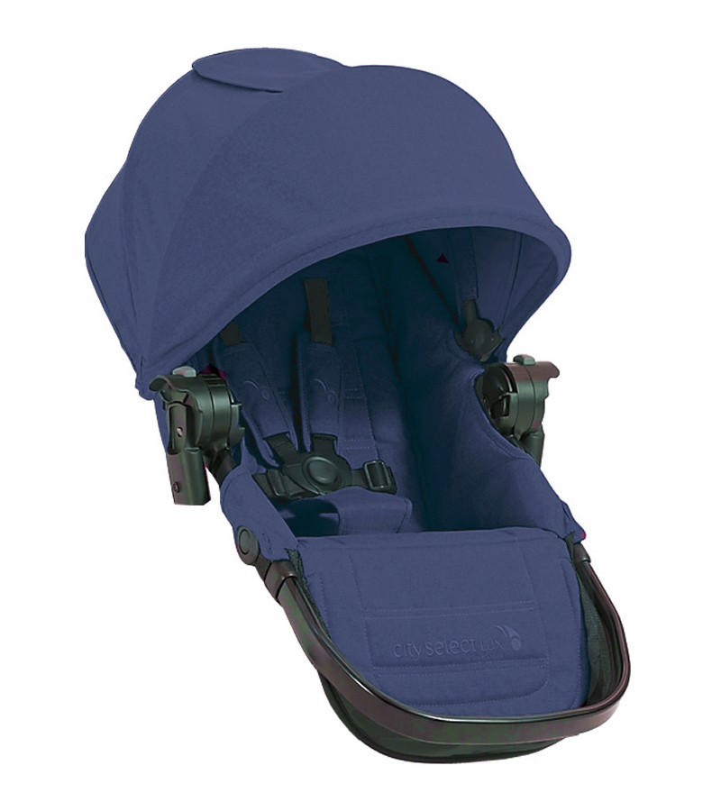 Baby Jogger City Select Lux Second Seat Indigo