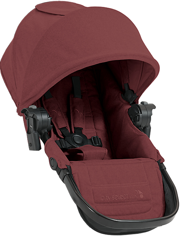 Baby Jogger City Select Lux Second Seat Port