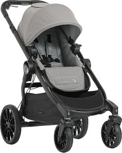 Baby Jogger City Select LUX Single Stroller - Slate
