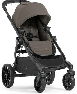 Baby Jogger City Select LUX Single Stroller - Taupe