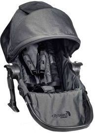 Baby Jogger City Select Second Seat Kit - Charcoal