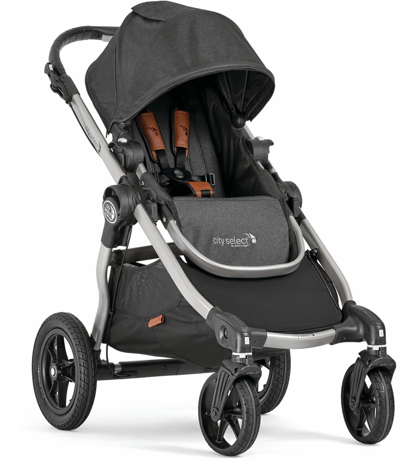 Baby Jogger City Select Single Stroller Anniversary Edition