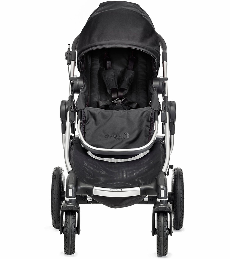 Baby Jogger City Select Single Stroller - Onyx