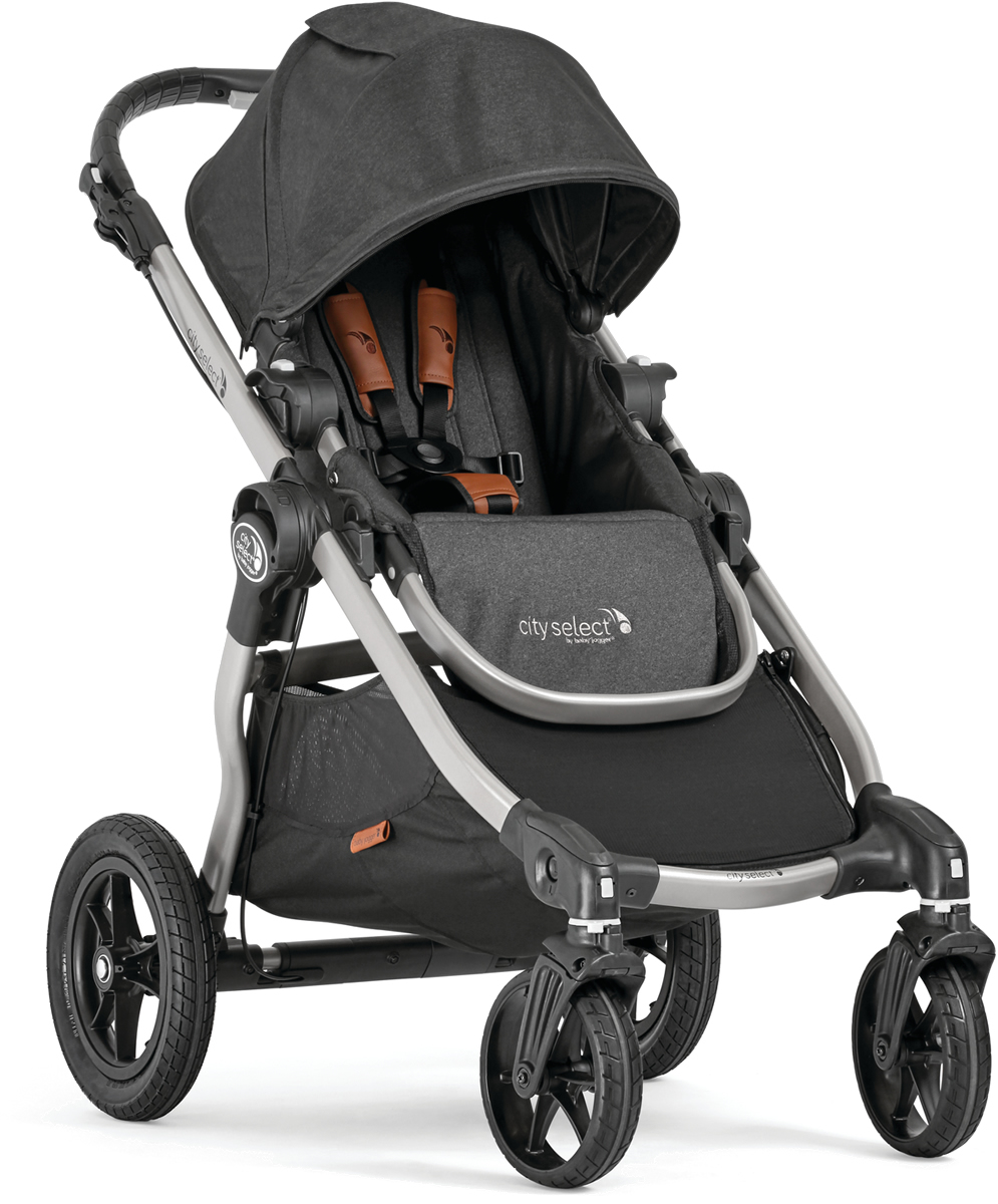 Baby Jogger City Select Single Stroller - Anniversary Edition