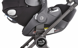 Baby Jogger City Tour LUX Car Seat Adapter - Maxi-Cosi/Cybex