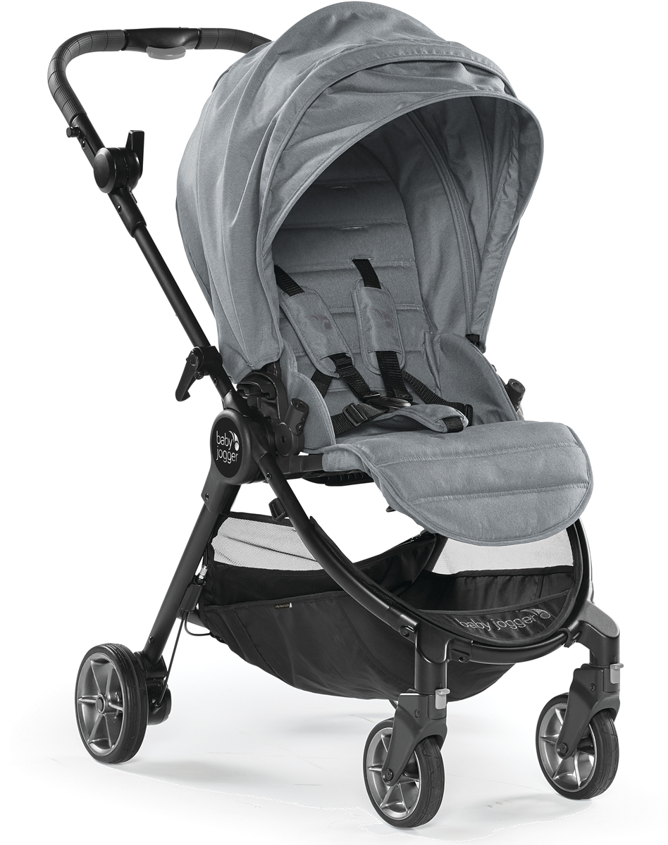 Baby Jogger City Tour Lux Stroller Slate