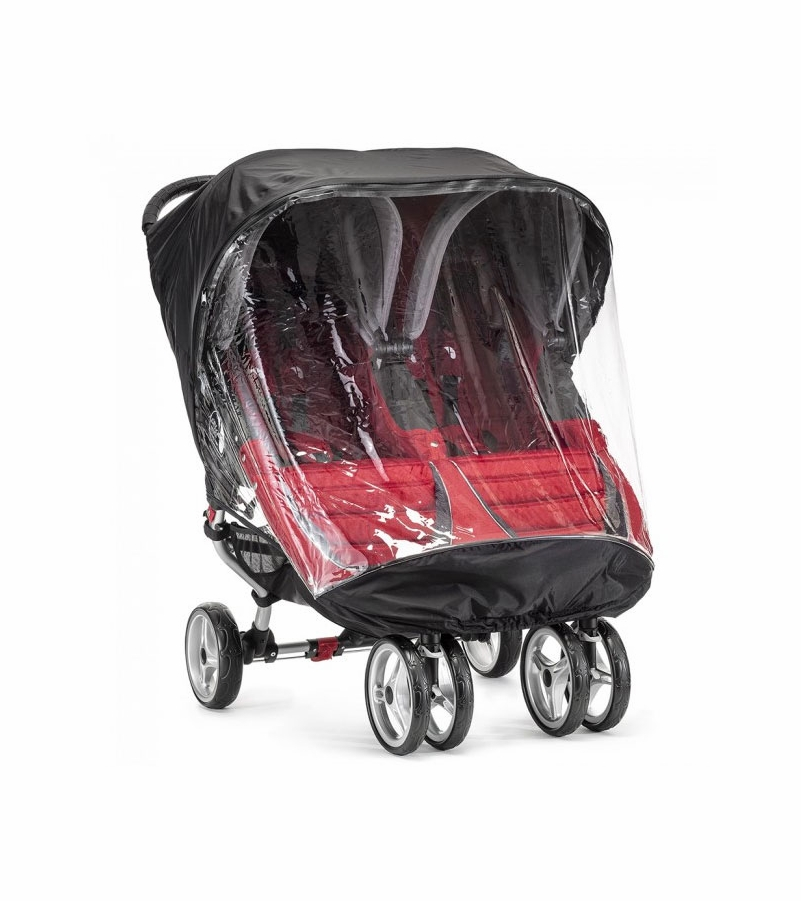 Baby Jogger Rain Canopy City Mini Mini Gt Double