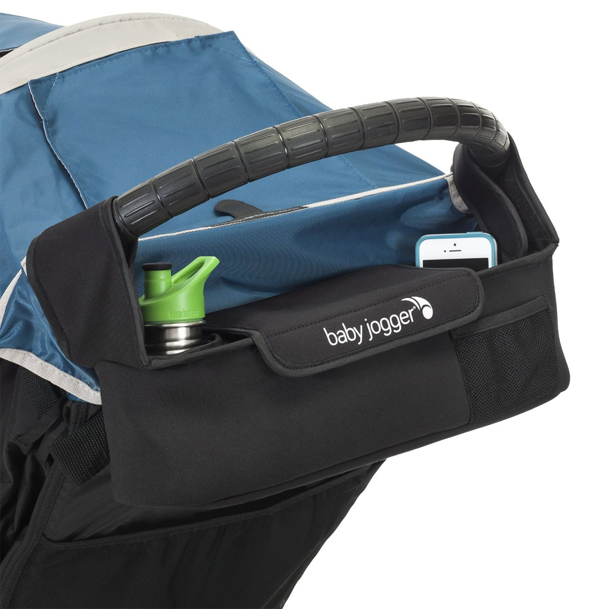 Baby CityJogger Cup Holder Pouch for Universal Stroller Insulated Storage Black