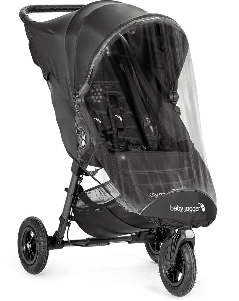 Baby Jogger City Mini And City Mini Gt Rain And Wind Cover