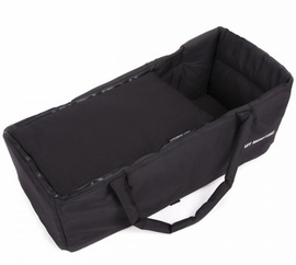 Baby Monsters Soft Carrycot - Black