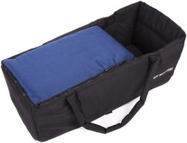 Baby Monsters Soft Carrycot - Midnight