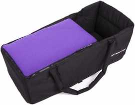 Baby Monsters Soft Carrycot - Purple