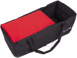 Baby Monsters Soft Carrycot - Red
