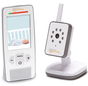 Baby's Journey 2.4? Color Video Monitor