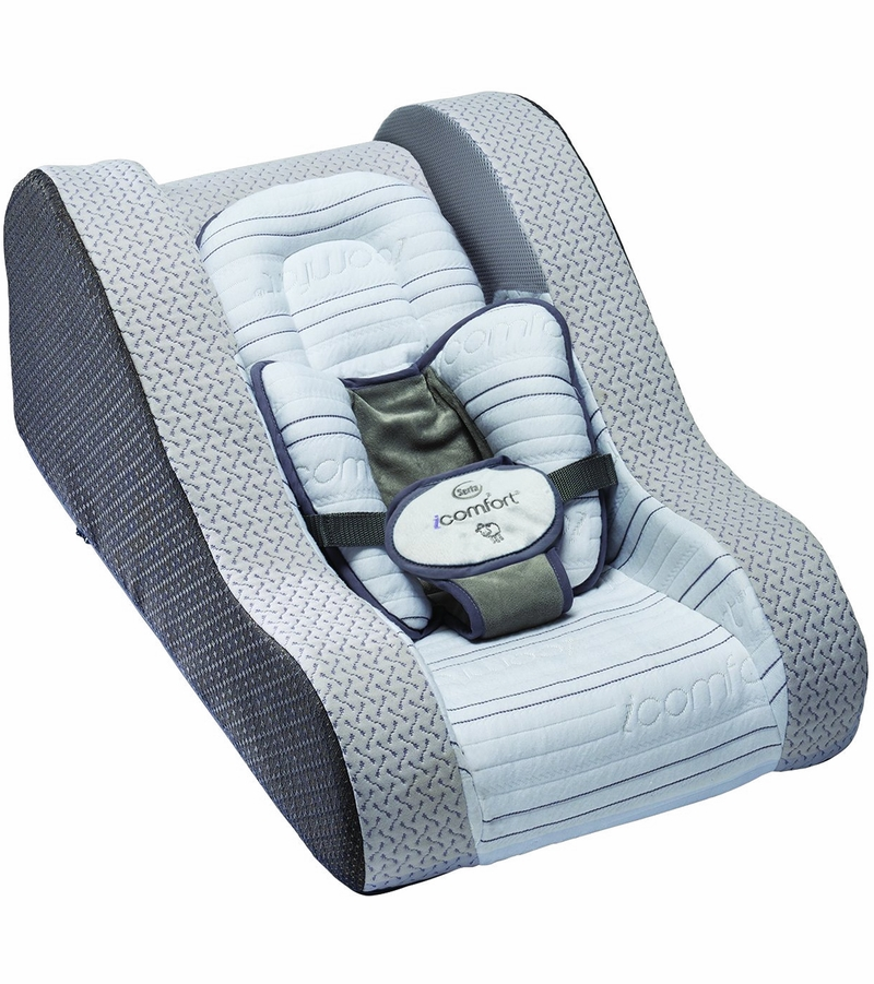 Baby S Journey Icomfort Premium Infant Napper Gray