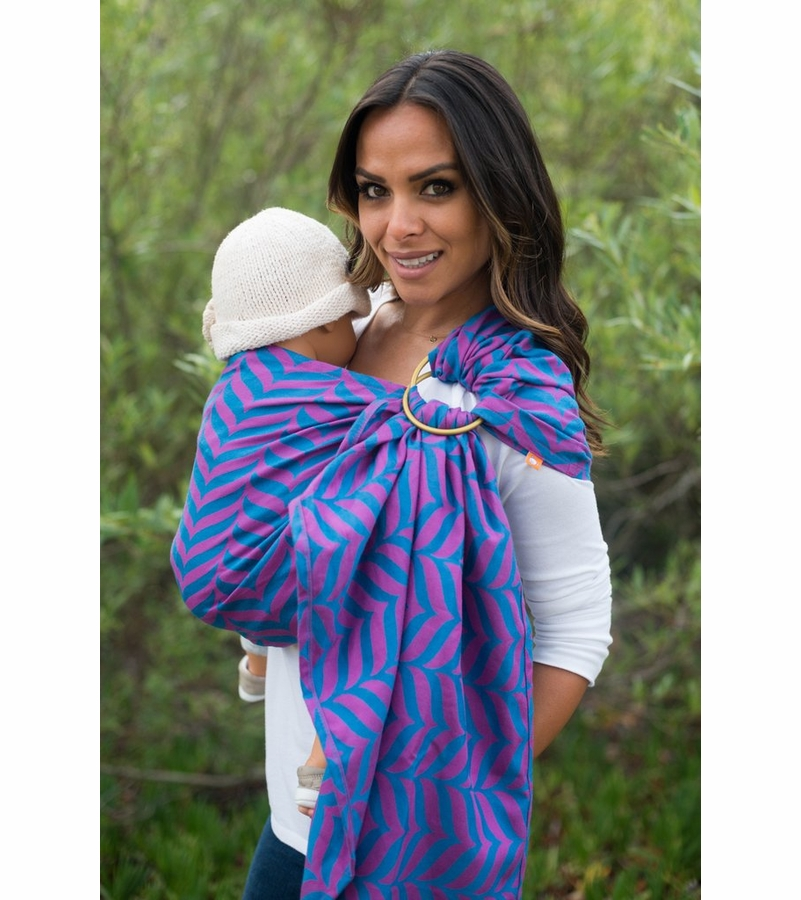 Tula Ring Sling Carrier L Xl Migaloo Empowered
