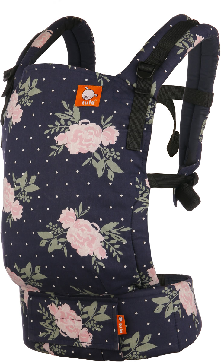 Baby Tula Toddler Carrier - Blossom