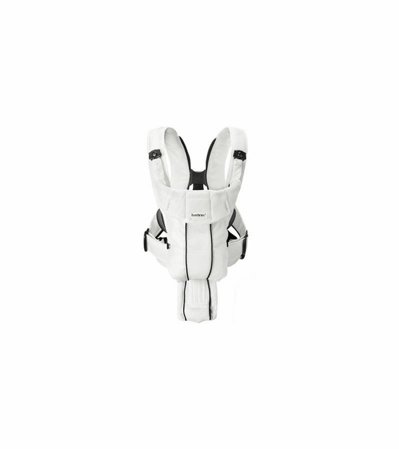 Babybjorn Baby Carrier Active White Mesh