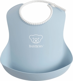 BabyBjorn Baby Bib, Powder Blue