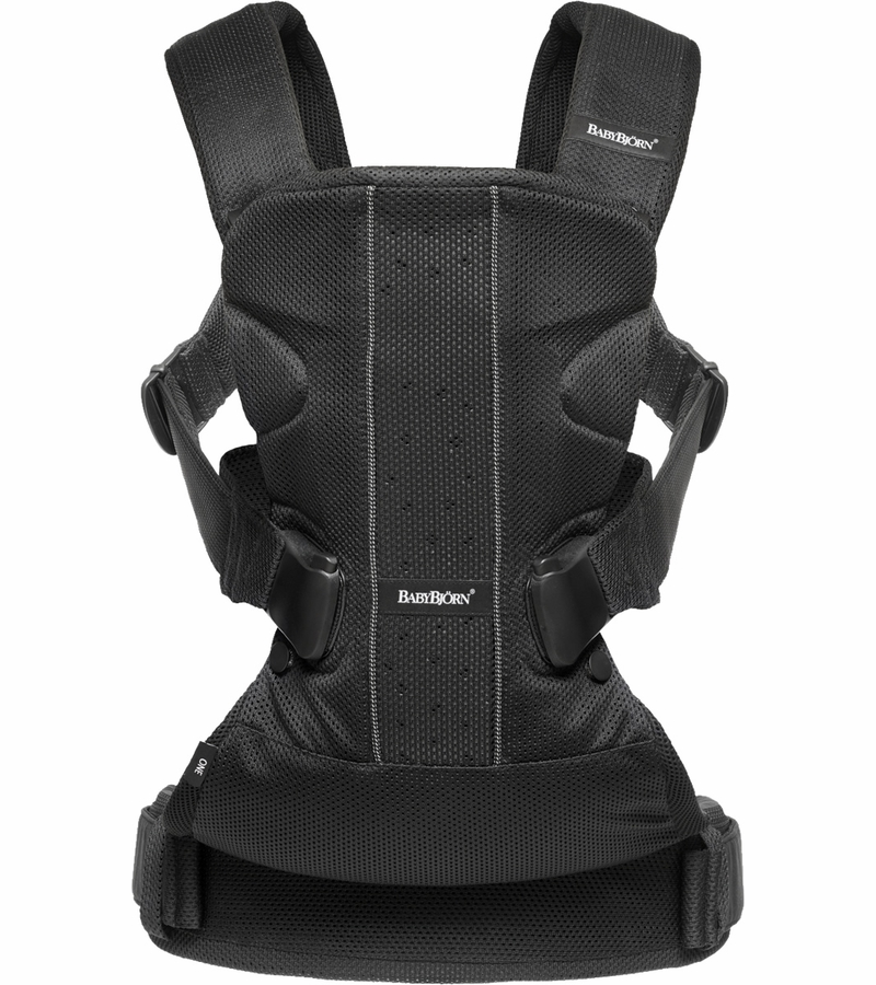 Babybjorn Baby Carrier One Air Black
