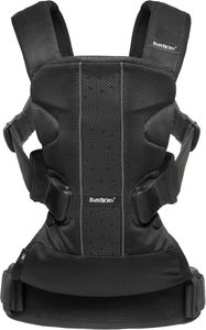 BabyBjorn Baby Carrier One Air - Black