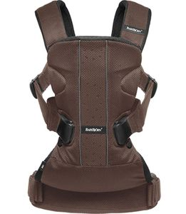 BabyBjorn Baby Carrier One Air - Brown