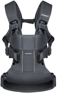 BabyBjorn Baby Carrier One Air, Mesh - Anthracite