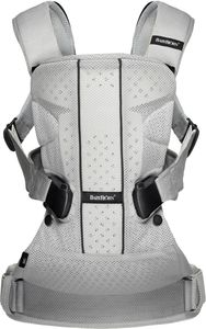 BabyBjorn Baby Carrier One Air - Silver