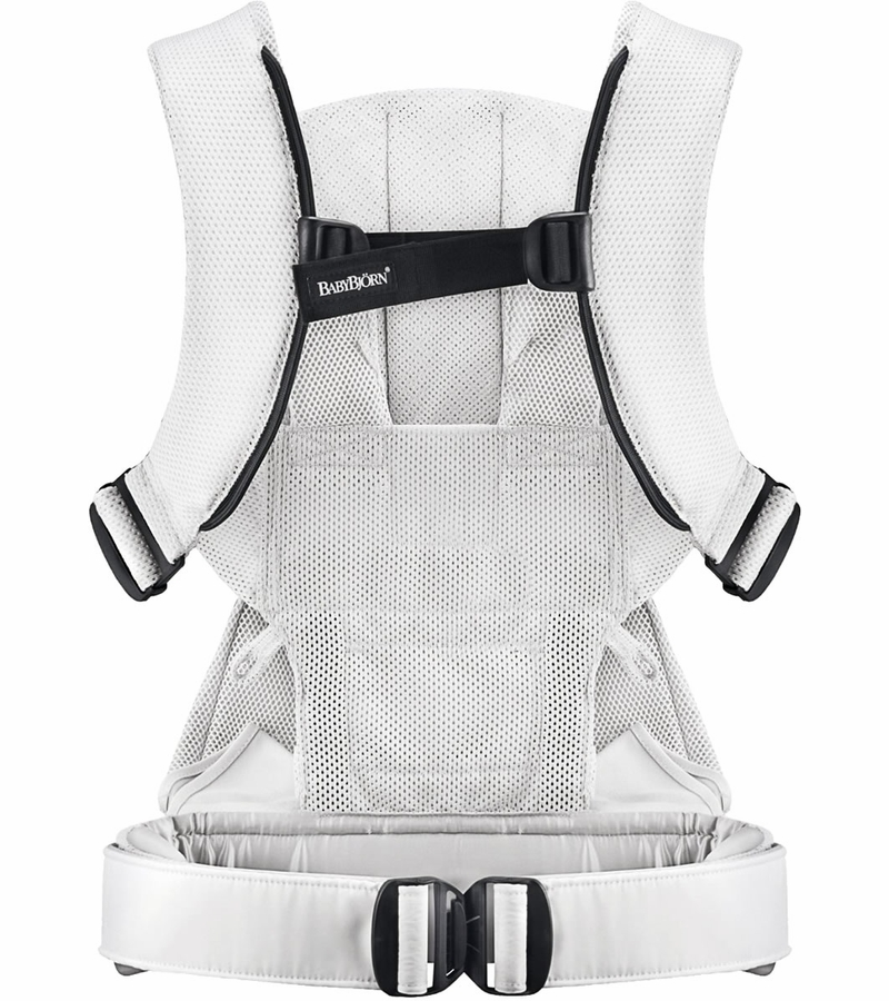 Babybjorn Baby Carrier One Air White