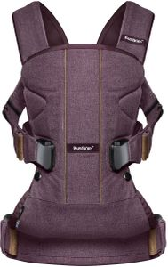 BabyBjorn Baby Carrier One - Blackberry Red