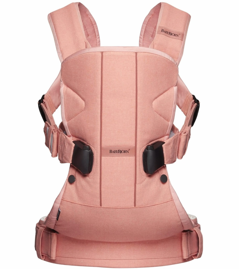 Babybjorn Baby Carrier One Coral