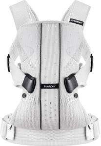BabyBjorn Baby Carrier One Air - White