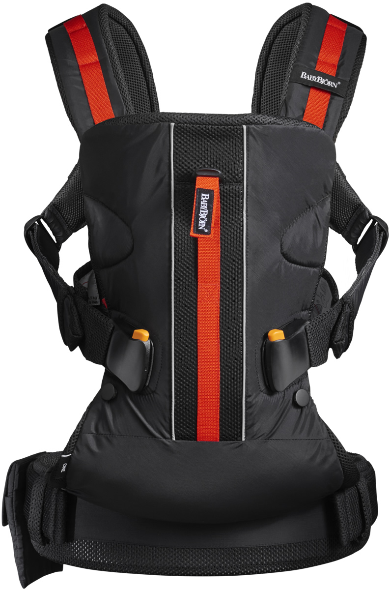 Babybjorn Baby Carrier One Outdoors Black