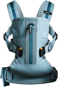 BabyBjorn Baby Carrier One Outdoors - Turquoise