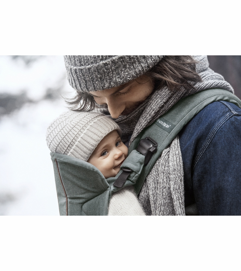 Babybjorn Baby Carrier One Pine Green
