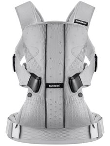 BabyBjörn Baby Carrier One, Mesh - Silver