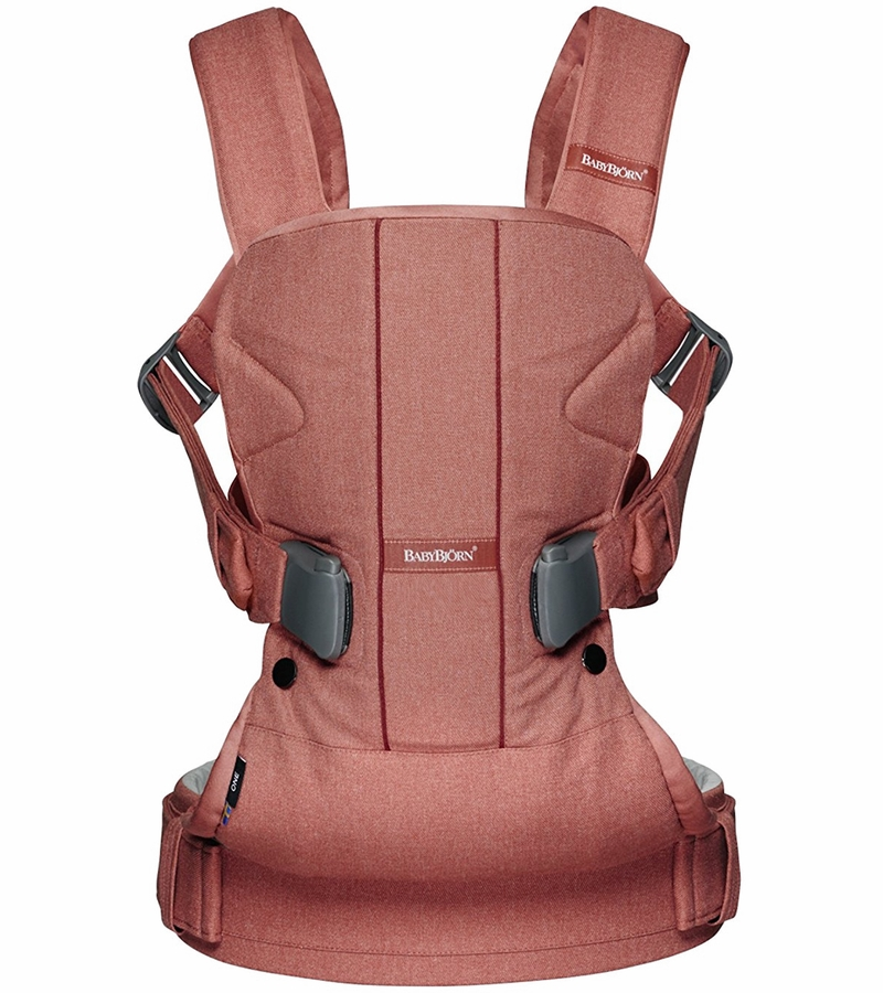Babybjorn Baby Carrier One Terracotta Pink