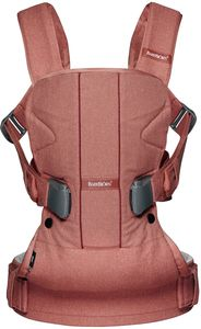BabyBjorn Baby Carrier One - Terracotta Pink