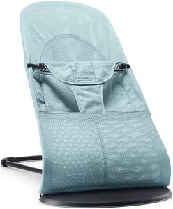 BabyBjorn Bouncer Balance Soft - Mesh - Turquoise