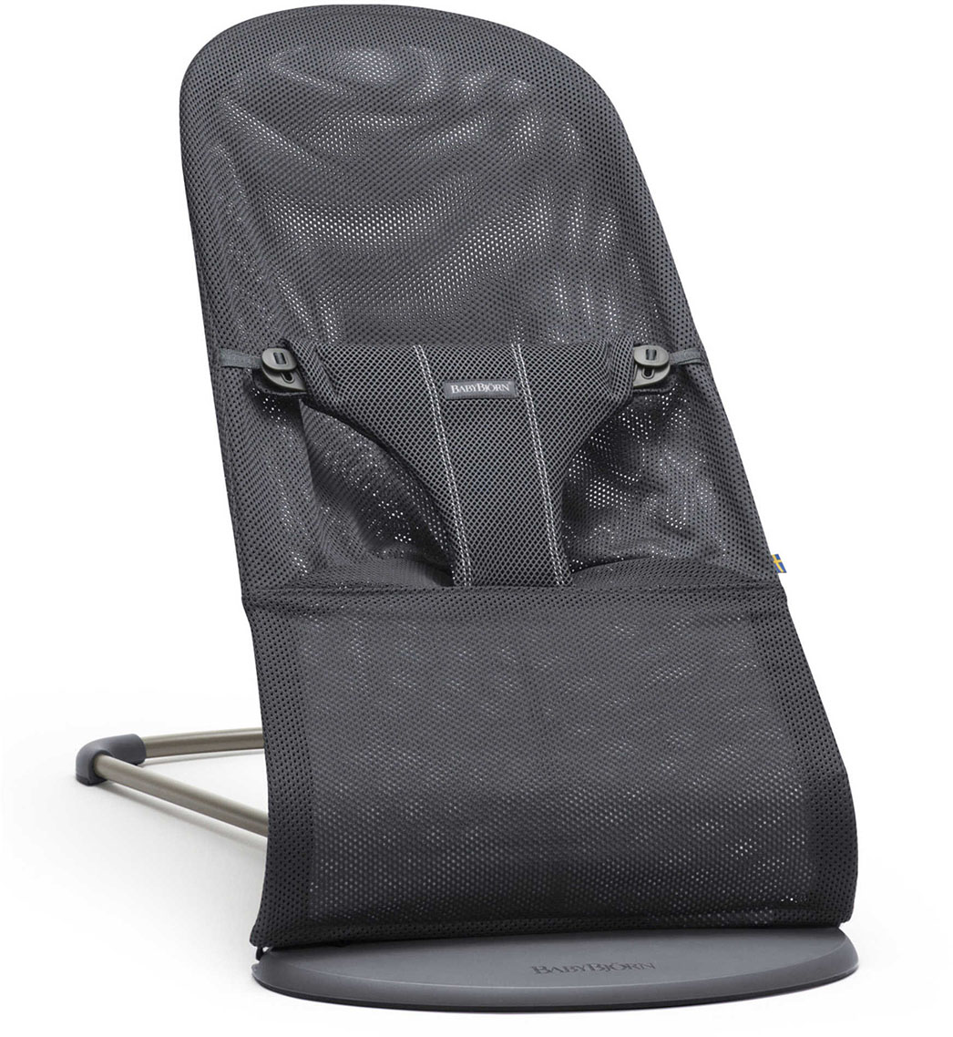 Babybjorn Bouncer Bliss Mesh Anthracite