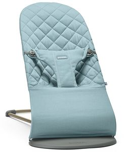 BabyBjorn Bouncer Bliss - Vintage Turquoise, Cotton