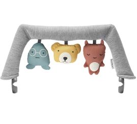 BabyBjorn Bouncer Toy - Soft Friends