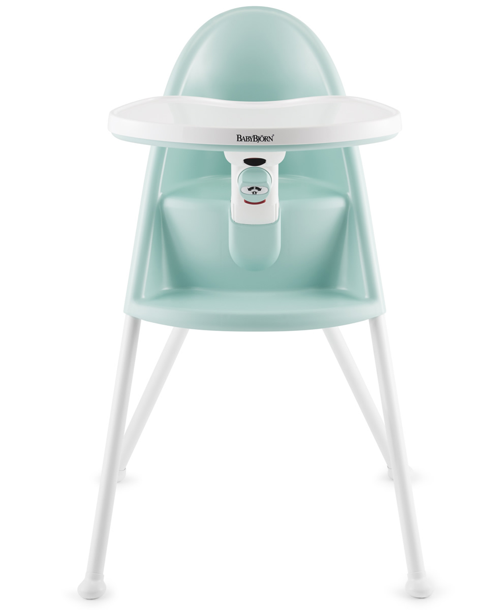 Babybjorn High Chair Light Green