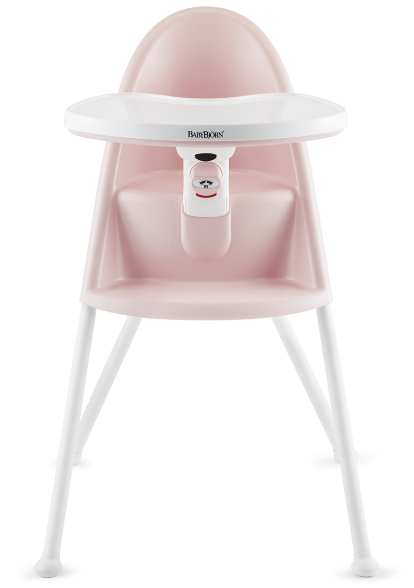 ITEM# 067055US BabyBjörn High Chair - Light Pink
